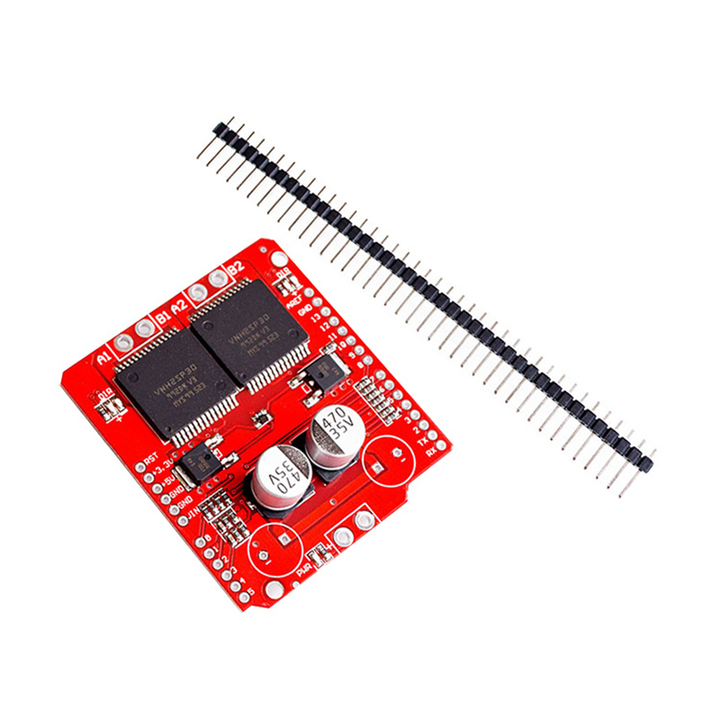 VNH2SP30 Monster Moto Shield Stepper Motor Driver Module High Current 30A Replace by VNH3SP30