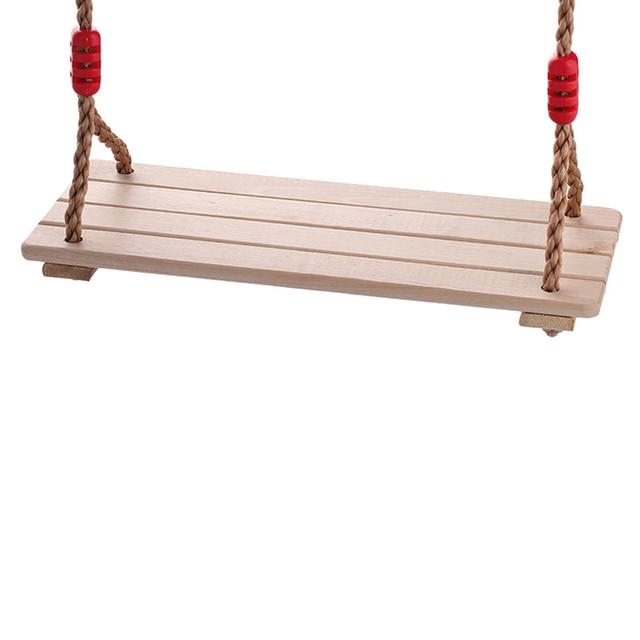 Heavy Duty Wooden Flat Swing  1