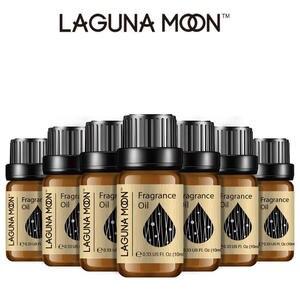 Laguminoon 10 мл свежее льняное масло DIY ароматное масло клубника апельсин кокосовое масло для свечей мыло для изготовления духов воздух свежий д...