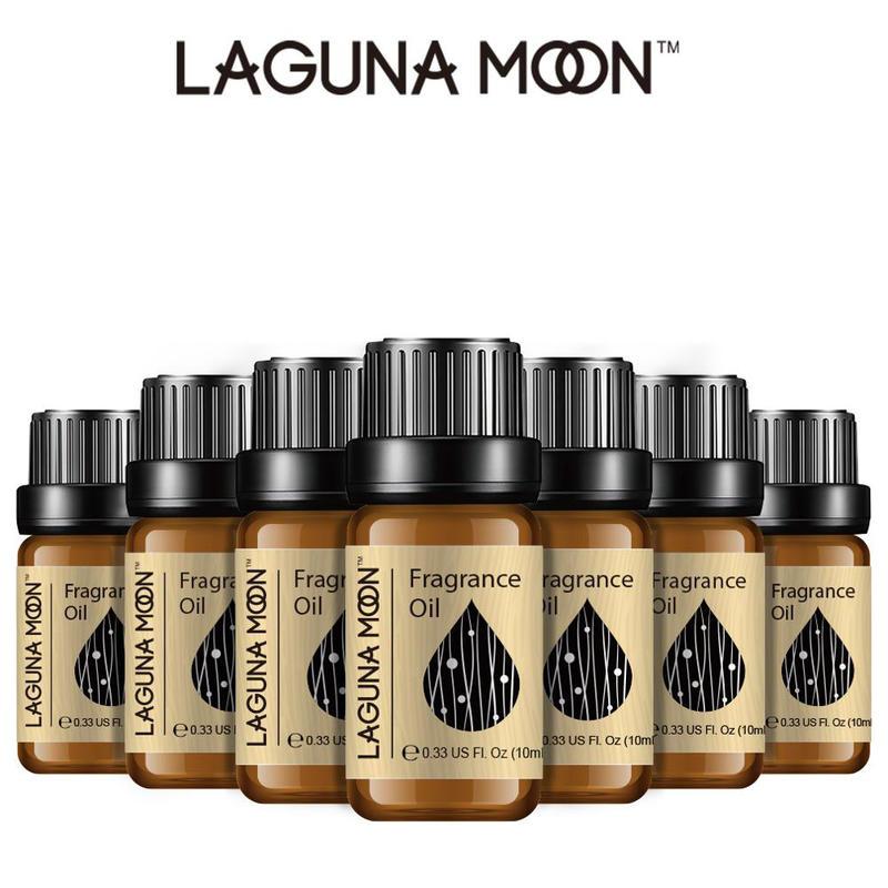 Серия натуральных эфирных масел (Laguna Moon/10 мл/13 масел)