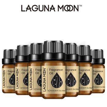 Серия натуральных эфирных масел (10 мл) от Laguna Moon - 13 позиций