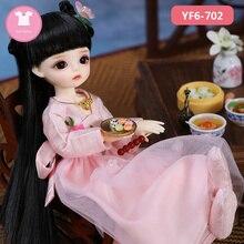 BJD เสื้อผ้า Kimi Linachouchou Body 1/6 BJD SD ชุดชุดตุ๊กตาที่สวยงามอุปกรณ์เสริม luodoll