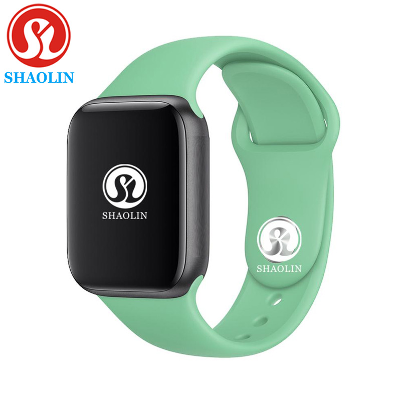 Call Reminder Smart Watch 42mm Men Women SmartWatch Series 4 for apple watch iPhone Android Samsung Smart phone Russian Watch-in Smart Watches from Consumer Electronics