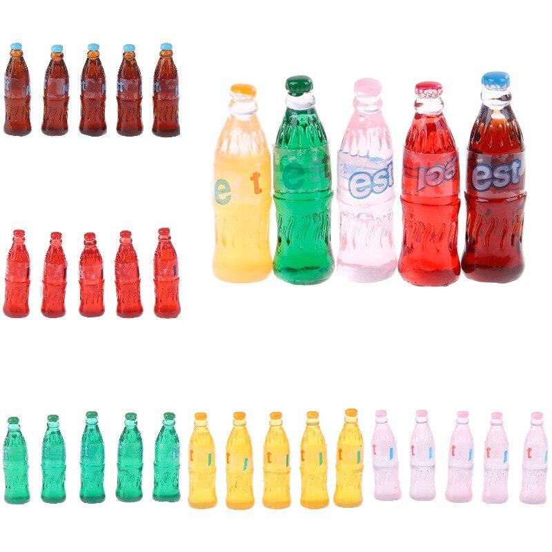 Escala 1:12 1 puertas relleno Coca Cola Coke Bebida Refrigerador tumdee Casa De Muñecas Cafe