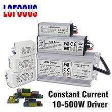 Driver de led 10w 20w 30w 40w 50w 80w 100w 200w 300 w fonte de alimentação transformadora de iluminação, para diy 10 20 30 50 100 200 300 w lâmpada