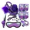 PU 10pcs Purple