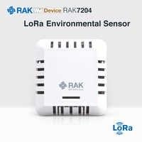 RAK7204 est un nœud LoRaWAN. Il peut mesurer les changements de température, d'humidité, de pression de gaz et fournir un indice de qualité de l'air intérieur