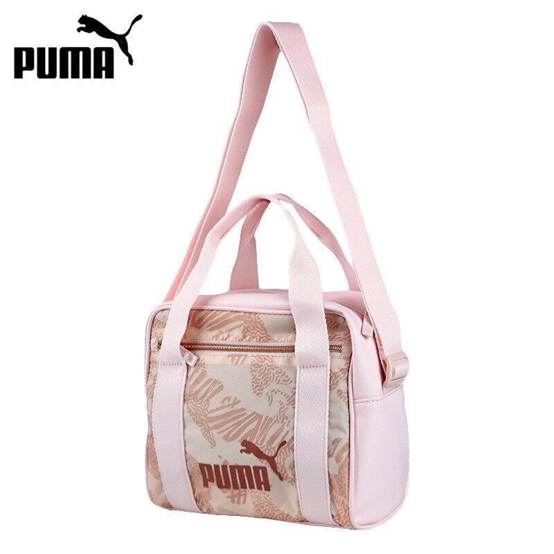 Original New Arrival   PUMA  Core Up Mini Duffle Women's  Handbags Sports Bags