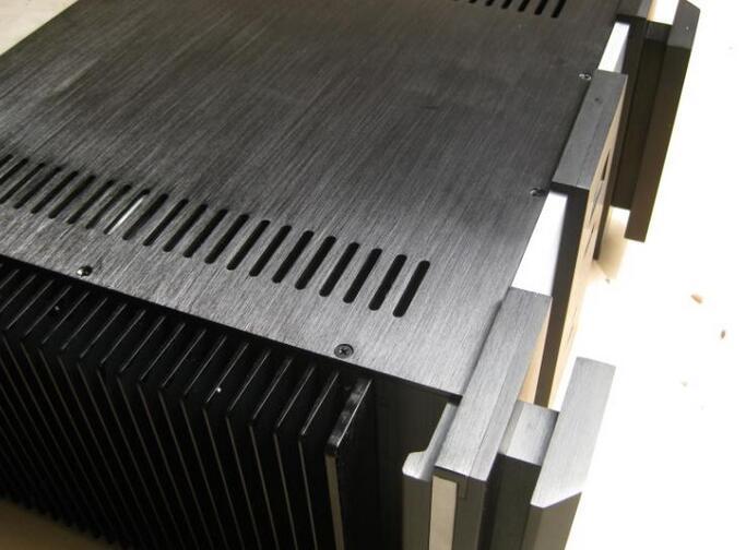 KSA50 Circuit Full Aluminum class A chassis  Installable KRELL Class A Power Amplifier Circuit|Amplifier| |  - title=