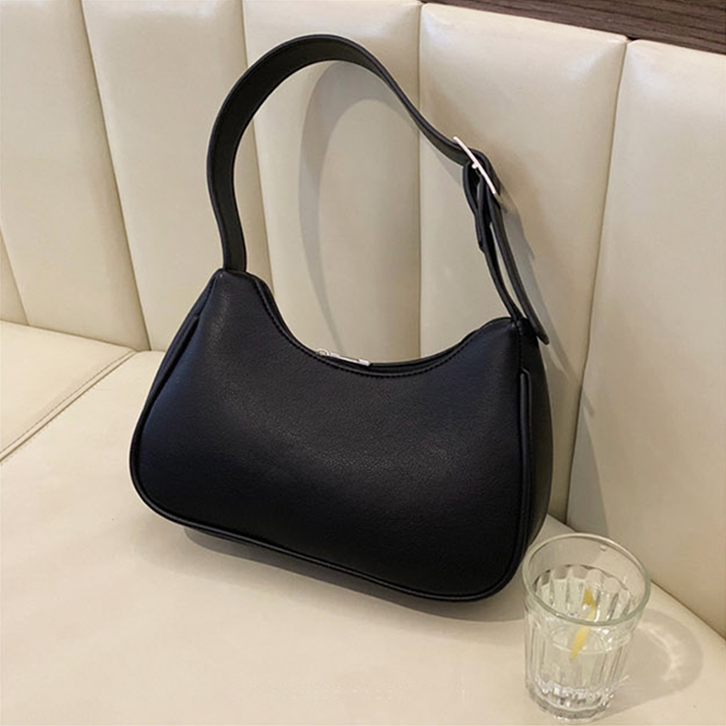Mini Hand Bags For Women 2020 Soft Leather Ladies Totes Vintage Small Shoulder Bag Trendy Handbags And Purse Female Bolso