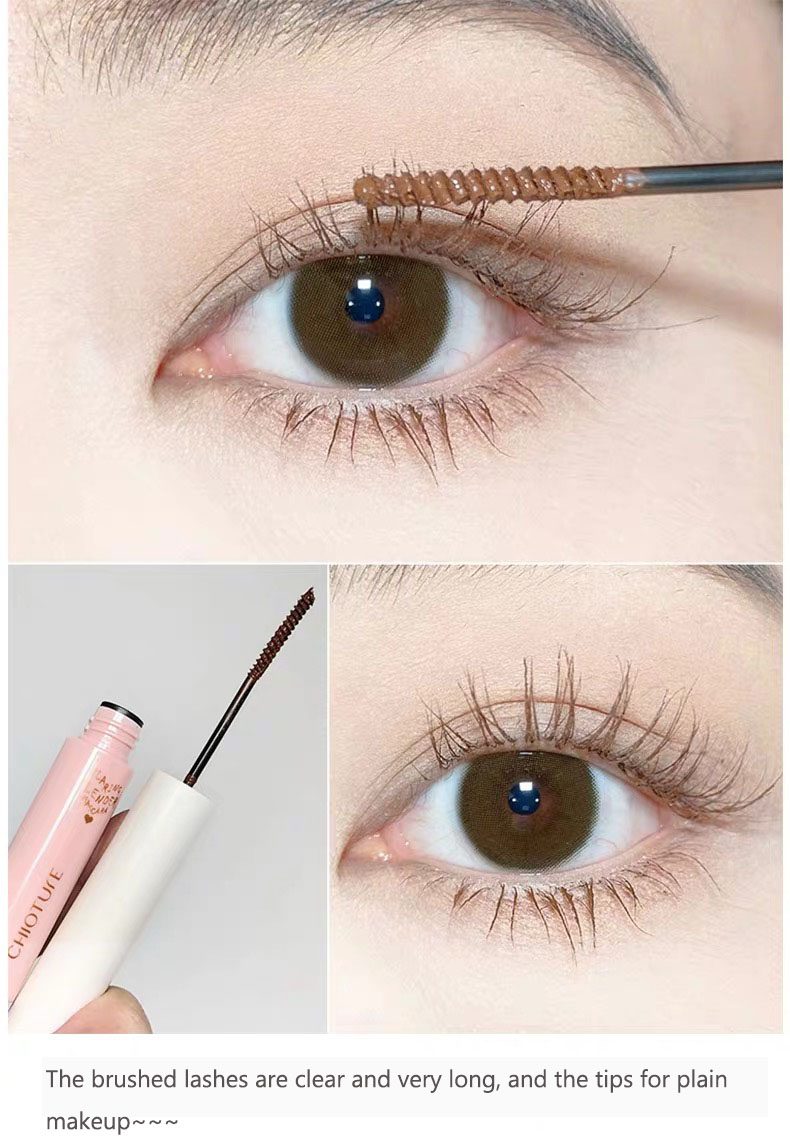 3d Silk Fiber Mascara Natural Ingredients 9