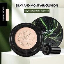 Mushroom Head Make Up Air Cushion Moisturizing Foundation Air-Permeable Natural Brightening Makeup BB Cream Waterproof Brighten