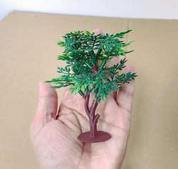 Аксессуары для тортов зеленое платье с рождественской елкой деревьев модели сценариев аксессуары
