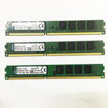 Memória usada do desktop de kingston 4gb 1600mhz ddr3 ram kvr16n11s8/4 ddr3 4gb 1600 em boas condições