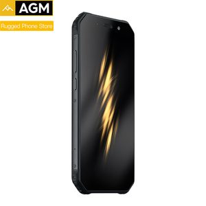 Image 4 - AGM A9 Rugged Android Smart Phone 4GB 64GB 5.99 Inch 18:9  Waterproof 5400mAh Mobile Phone IP68 Octa Core Dual SIM NFC