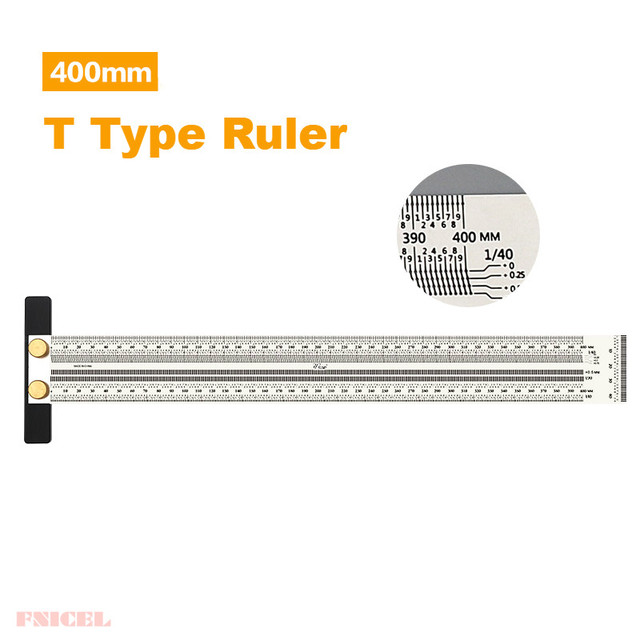 Rules Marking Rule Scriber,Woodworking 180mm Bend Measuring Tools Woodworking for DIY Builders Carpenters Tilers Craftsmen Construction Workers Chaoxiner Scale Ruler