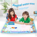 100*100 см Большой размер доска для рисования водой коврик для рисования с ручкой для рисования водой нетоксичные игрушки для рисования для де...