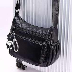 Woman Soft PU Leather Luxury H