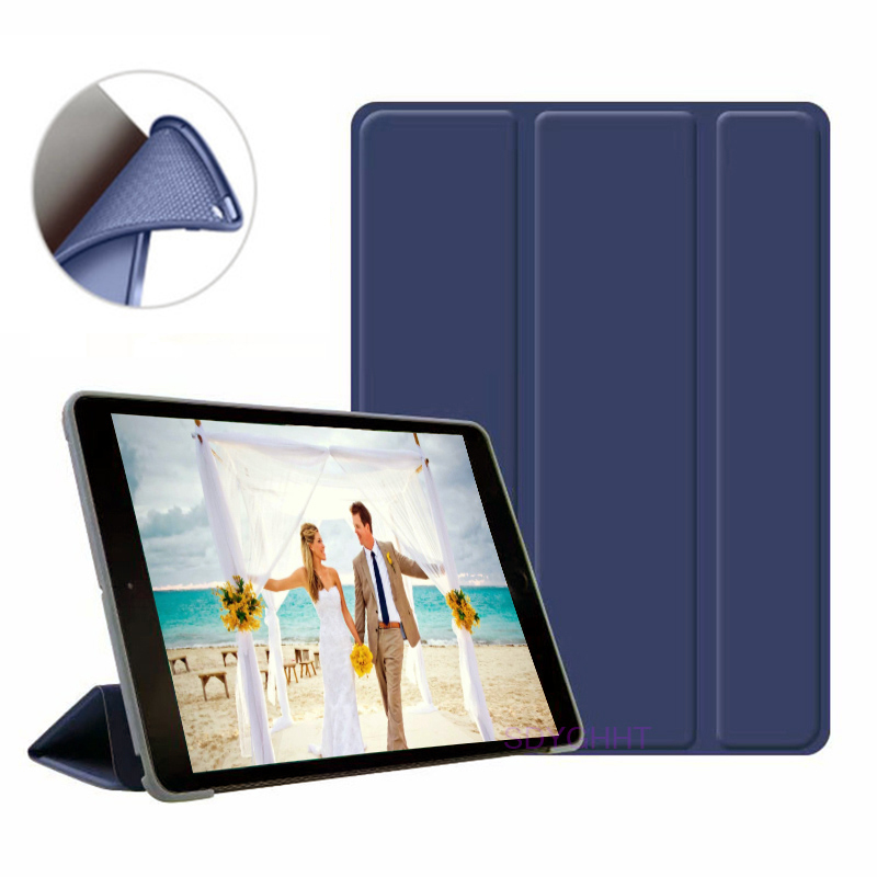 Blue 2 Clear 2020 case For iPad 10 2 inch 8th 7th Generation model A2270 A2428 Silicone soft bottom