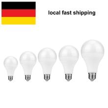 5pcs/lot Led Bulb E27 Led Light Bulbs E14 Led Lamp 220V Energy Saving Spotlight 3W 5W 7W 12W 15W Corn Bulb Household Lighting 5pcs lot 409782 gz4 ph 6v15w halogen bulb 13528 germany projection lamp microscope light source 6v 15w smooth reflector