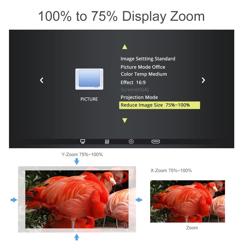 Everycom r10 led vídeo mini projetor hd 720p portátil beamer suporte completo hd 1080p uso do cinema de cinema em casa como alto-falante bluetooth,Este é um código de desconto 99 menos 15:DISC15-3