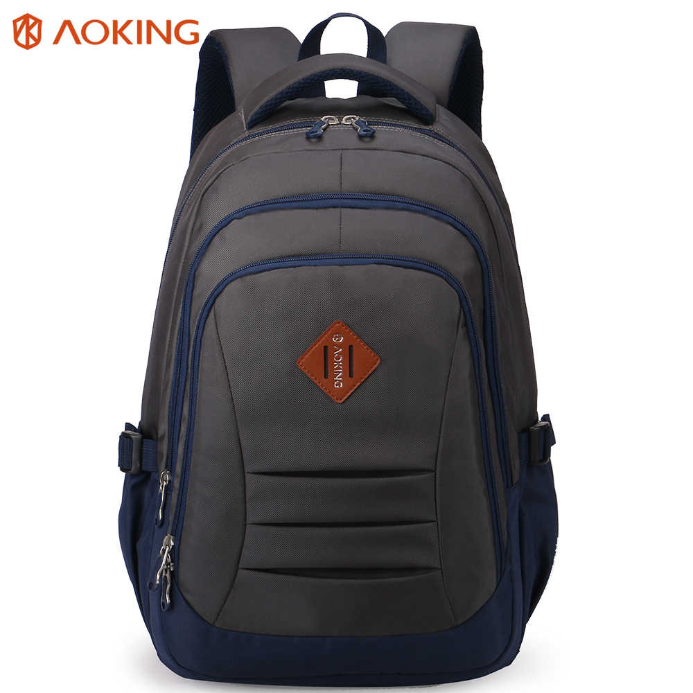 Aoking Brand New 2019 Style 20L Travel Backpack Woman Computer Bags Shopping Bags For Girls Convenient Daily Laptop Backpack