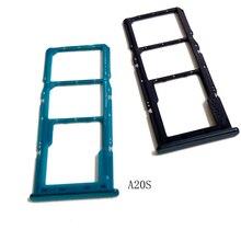 50pcs For Samsung Galaxy A10S A107 A20S A207 A30S A307 A50S A507 SIM Card Tray Slot Holder