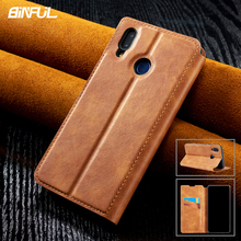 Magnetic Leather Case For Huawei Honor 1