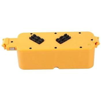 Roomba Batteriewechsel | 4000Mah Ni-mh-akku Ersatz Batterie Für Irobot Roomba 400 Serie Roomba 400 405 410 415 416 418 4000 4100 4105 4110 4130 4150 41