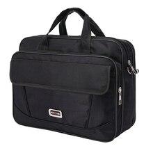 Briefcase Computer-Bag High-Quality Brand Laptop Nylon Waterproof Men Men's