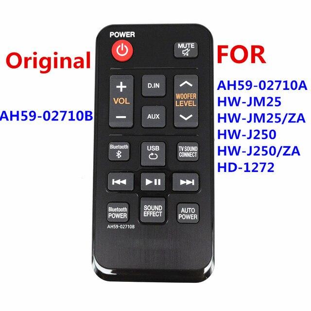 AH59 02710B Original NewสำหรับAH59 02710AสำหรับSamsungโฮมเธียเตอร์Soundbar HW J250 HW J250/ZA HW JM25 HW JM25/ZA