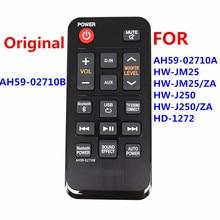 AH59 02710B nowy oryginalny pilot do AH59 02710A do zestawu kina domowego Samsung Soundbar HW J250 HW J250/ZA HW JM25 HW JM25/ZA