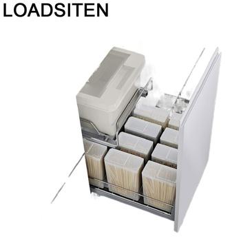 Para organizator Armario De Despensa Mutfak Malzemeleri szafka do przechowywania ze stali nierdzewnej Cocina Cozinha szafka kuchenna kosz tanie i dobre opinie LOADSITEN CN (pochodzenie) Metal
