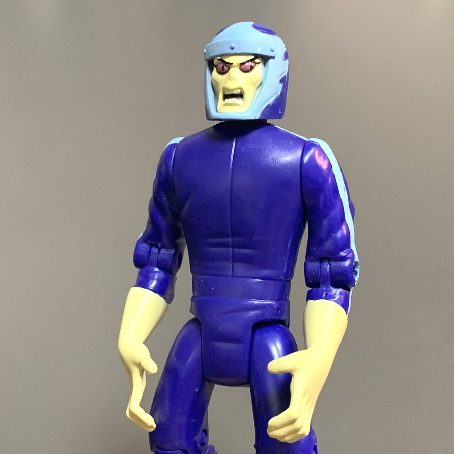 Rare Lot 5 Scooby-Doo Ghost of Redbeard Racer Witch Doctor 1000 Volt Figure GIFT