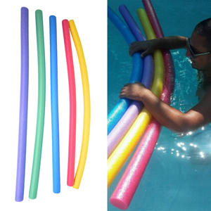 Пенная Лапша для бассейна, плавающая палочка для воды, плавучие палочки из пенопласта 65x1500мм