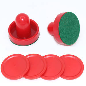 Game-Tables-Accessories Pusher Air-Hockey-Replacement Goalies Entertainment Travel Party