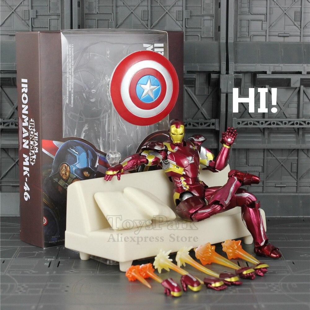 Marvel Iron Man MK46 6
