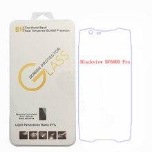 Para blackview bv6800 pro vidro temperado para blackview bv 6800 pro 2.5d 9h filme protetor de tela clara para bv6800pro filme vidro