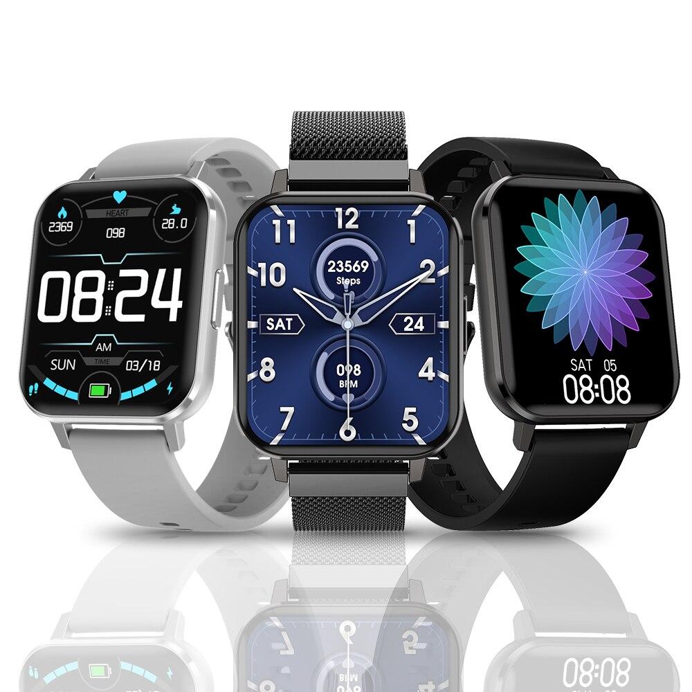 DTX Smart Watch IP68 Waterproof 1 78inch Colorful Screen ECG Heart Rate Sleep Monitor VS DT78 DT35 DT X SmartWatch for Men Women