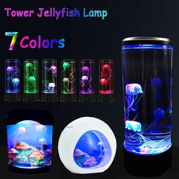 Jellyfish Lamp LED