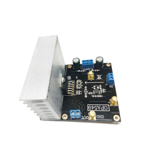 Image 5 - OPA549 מודול אודיו מגבר כוח 100W גבוהה מתח 8A גבוהה הנוכחי מגבר לוח