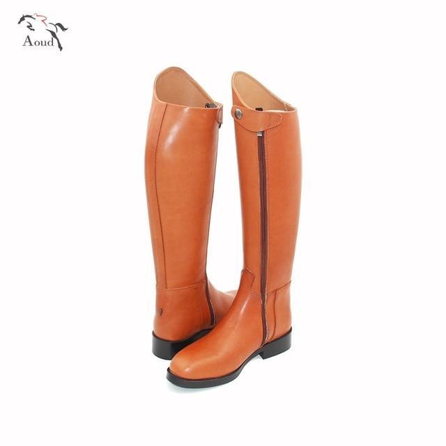 Custom Equestrian Riding Boots 1