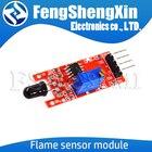 KY-026 Flame Sensor Module IR Sensor Detector For Temperature Detecting Suitable For Arduino
