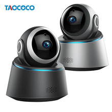 TAOCOCO HD 1080P IP Camera WiFi Baby Monitor Security Camera Night Vision Surveillance Camera Motion Detection Wireless/Wired