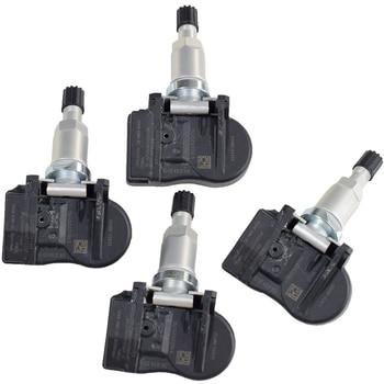 4Pcs Tire Pressure Monitor System Sensor 52933-2M000 529332M000 TPMS For Hyundai Accent Sonata Kia Optima Sorento Soul 315Mhz