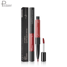 Pudaier Velvety Matte Texture Is Not Easy To Be Decolorized for A Long Time  Lipstick Matte Long Lasting