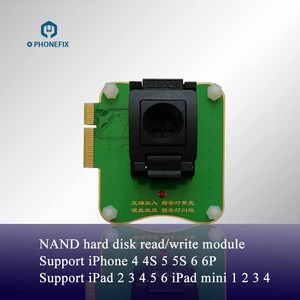 Image 5 - JC Pro1000S NAND Programmer PCIE NAND Test Device HDD SN Read Tool Battery Data Line Headset Tester for iPhone iPad Error Repair