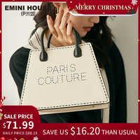 EMINI maison Paris série avancée sac à main personnalisé sacs à main de luxe femmes sacs concepteur sacs à bandoulière pour femmes sac à bandoulière