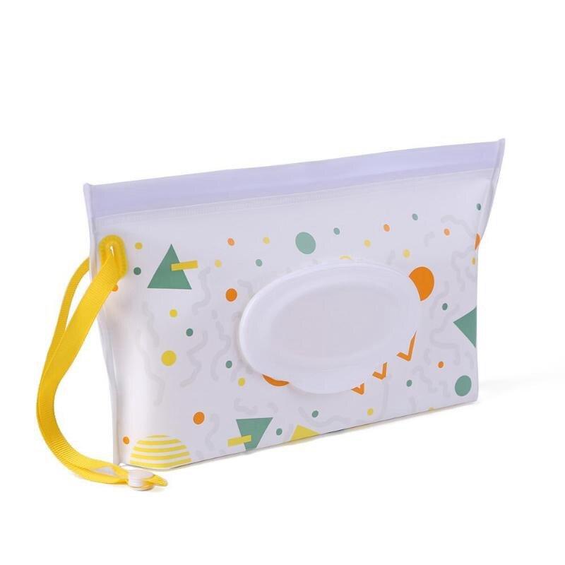 Детские влажные салфетки, заполняемый бумагой мешок, экологичные детские салфетки, сумка для путешествий, портативный мешок для бумажных полотенец, практичный Домашний Уход за ребенком
