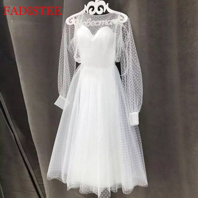 платье Lace Long sleeves Communion Dresses Prom Dress Prom Party Evening Dresses Longue Formal Simple Robe De Soirée De Mariage 2
